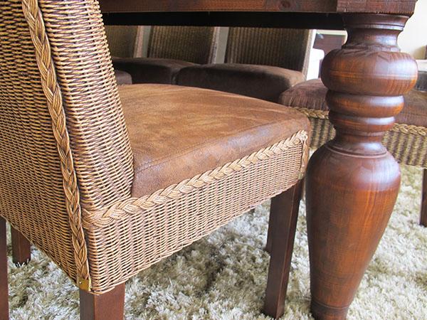 Cadeira couro