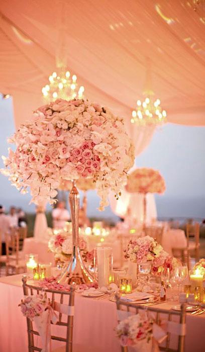 Que O Segmento De Decoração De Casamento é O Mais Inspirador Com~ Decoracao De Casamento Que Esta Na Moda