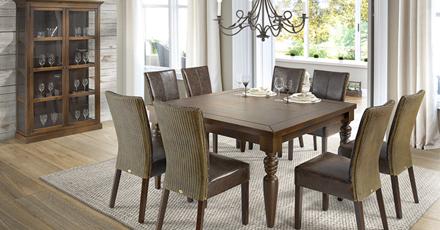 escolher a mesa de jantar ideal