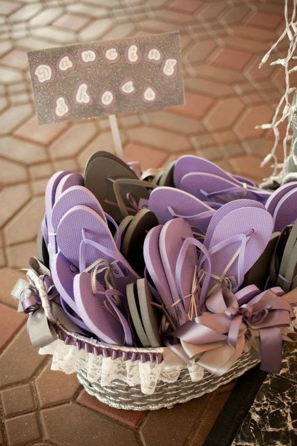 chinelo para casamento