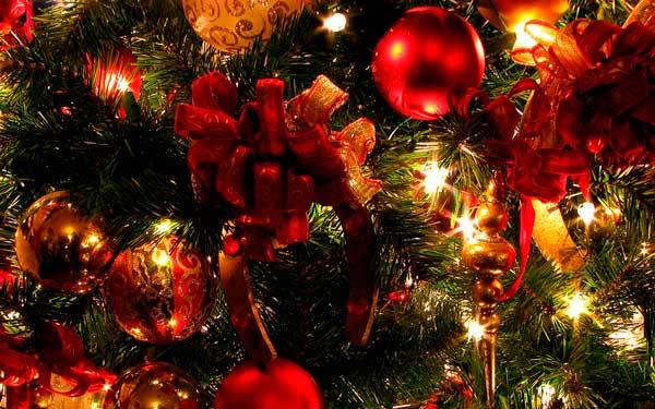 árvore-de-natal-decorada