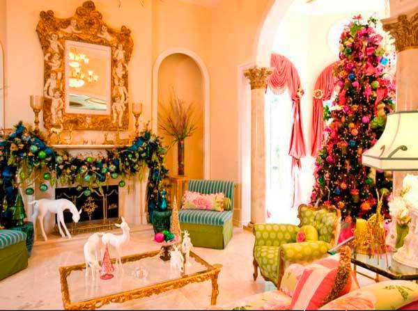 decoração-de-natal-colorida