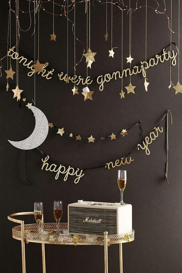Estrelas na decoração