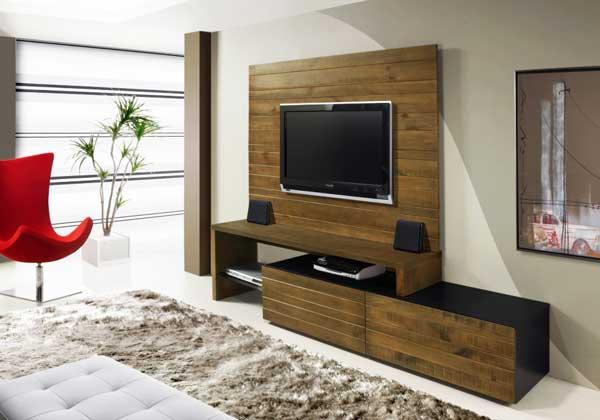 Móveis-de-madeira