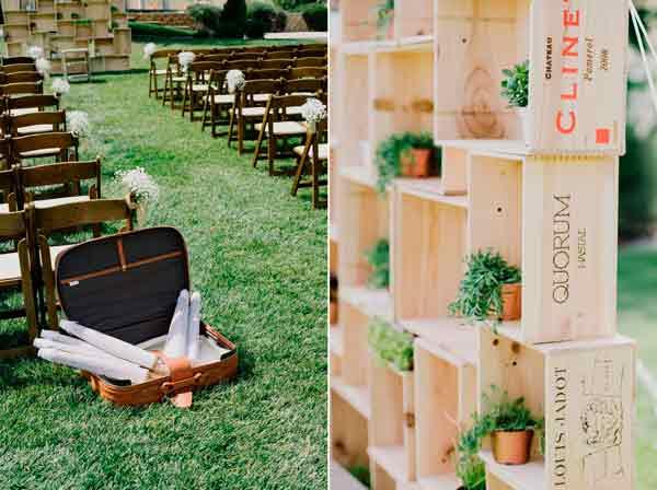 Caixotes-de-madeira-no-casamento