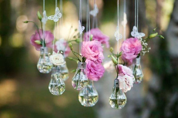 decoracao para lampadas : decoracao para lampadas: de alguma peça de roupa? Eles rendem dicas de DIY fantásticas para a