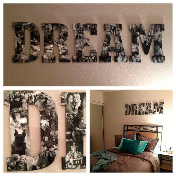 Bedroom Decorating Ideas Pinterest Junior Bedroom Ideas Area Rug For Bedroom Bedroom Curtains Design 2013: DIY: Decoração De Parede Reutilizando Materiais