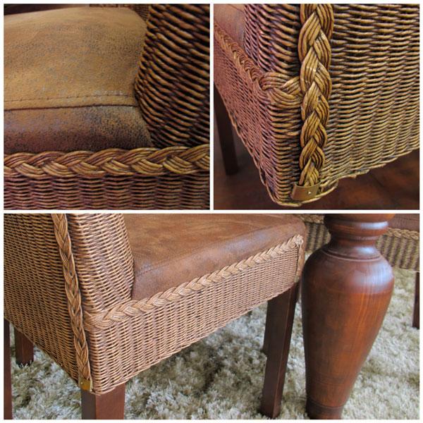 Cadeira-de-madeira