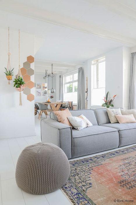 Mais paz mais calma e mais luz com o estilo escandinavo iaza blog seu blog de decora o - Cabecero estilo escandinavo ...