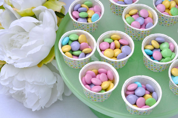 doces de Páscoa