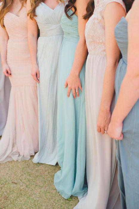 Rose Quartzo e Serenity no casamento