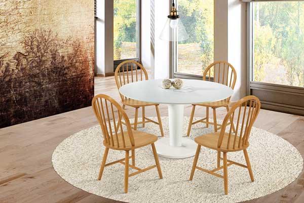 Mesa de Jantar compacta