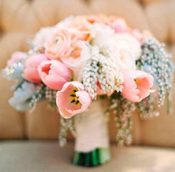 Cores de 2016 na decoração de casamento