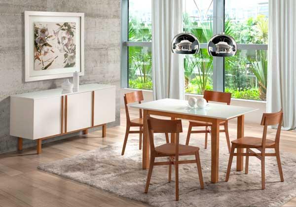 mesa para apartamento