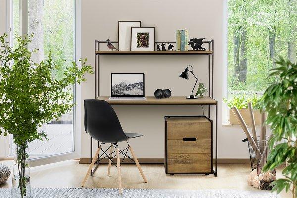 móveis industriais decoração