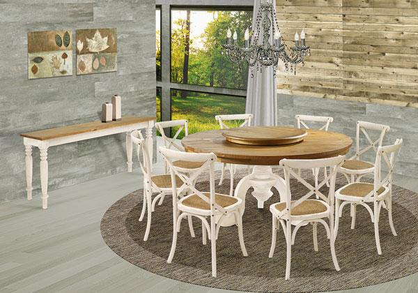 Móveis provençais- para sala de jantar