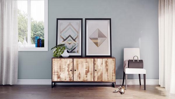 Bacão de madeira