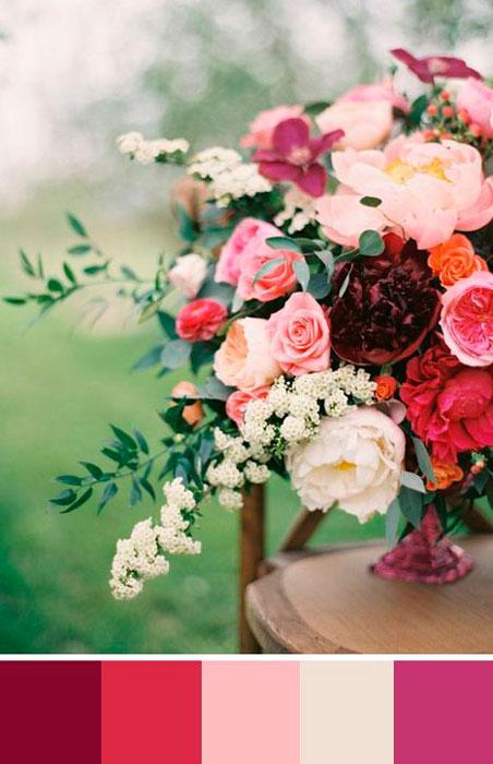 Flores para casamento de inverno