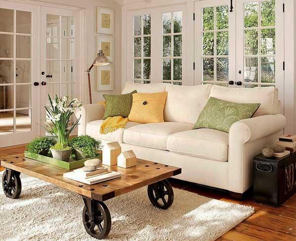 Sala De Estar Com Um Sofa ~ Como escolher um sofá pequeno para sala de estar