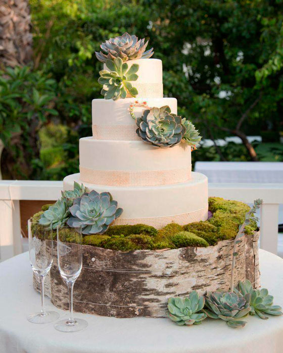 nature themed wedding cake ideas decora 231 227 o de casamento r 250 stico iaza seu de 17723