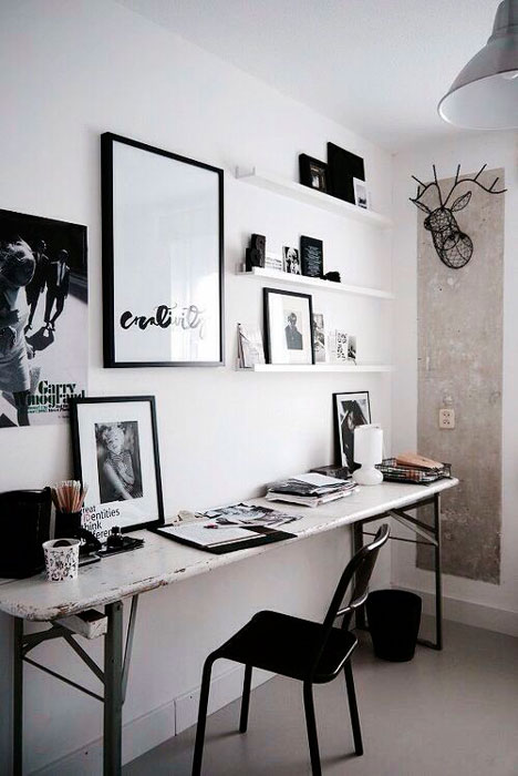 home office decorado