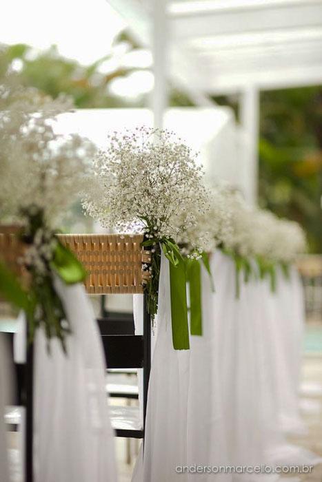 Como fazer um casamento simples e inesquecível? Iaza Blog Seu Blog De Decoraç u0 -> Fotos Decoração De Igreja Para Casamento Simples