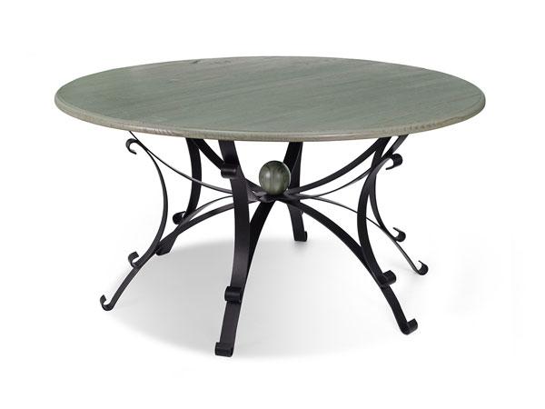 mesa redonda outlet de móveis