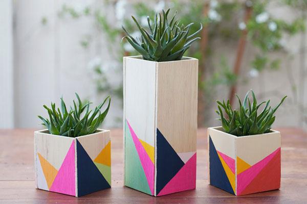 decoraçao geométrica