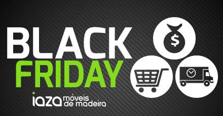Black Friday de móveis Iaza