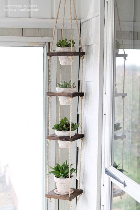 jardim vertical na decoração