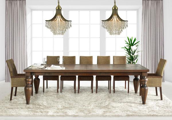 mesa de jantar 12 lugares