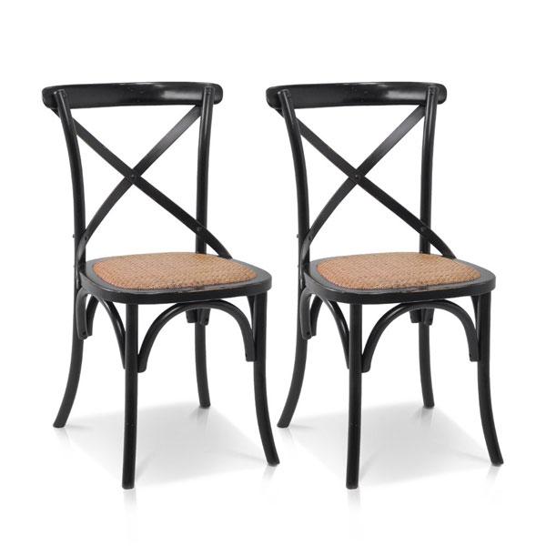 cadeira paris preta
