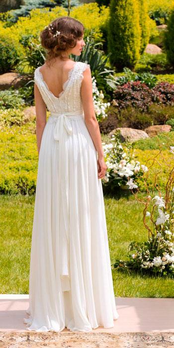vestido para noiva estilo boho