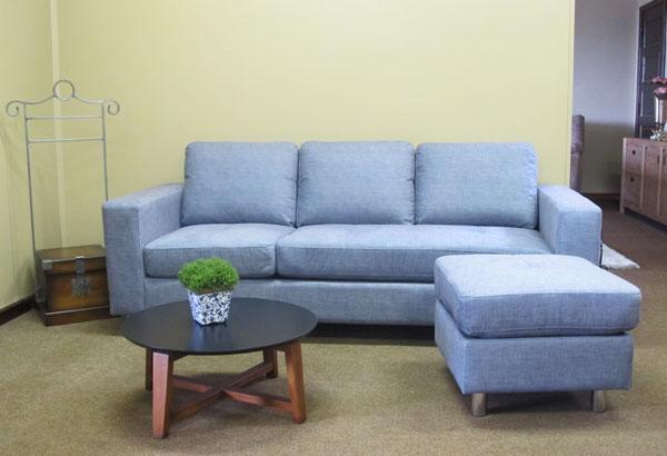 Sofá confortável Iaza