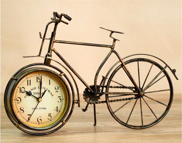 relógio de bicicleta