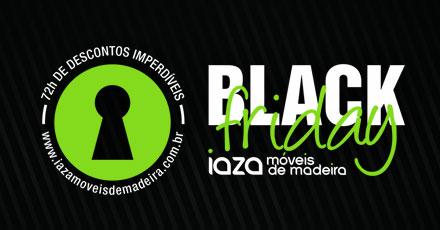 black friday 2016 de móveis iaza
