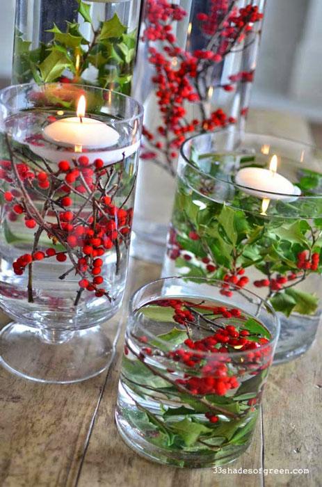 candelabros para o natal 2016