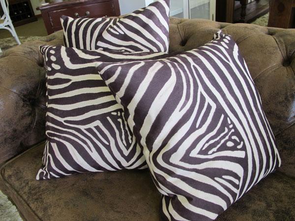 almofadas estampadas na decoração tendências 2017