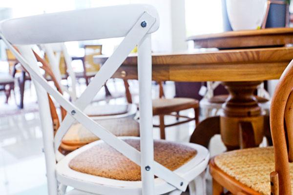 Cadeira Paris branca
