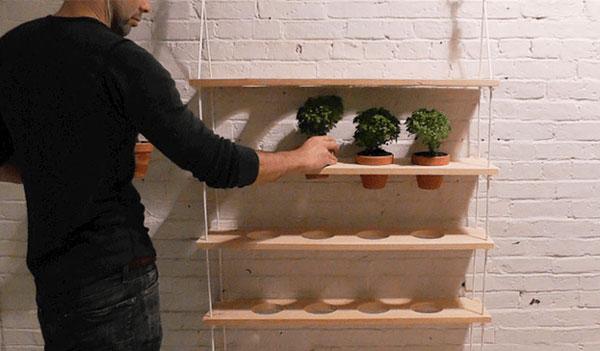 diy jardim vertical