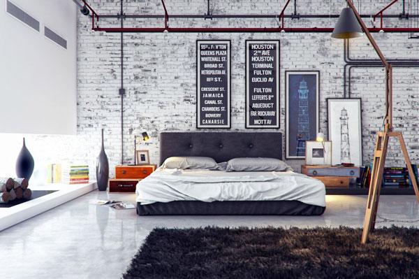 estilo industrial na decoração