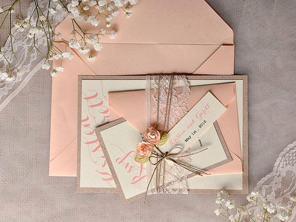 convite rose quartz