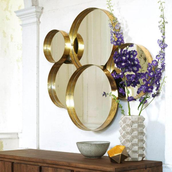 espelhos na decoração