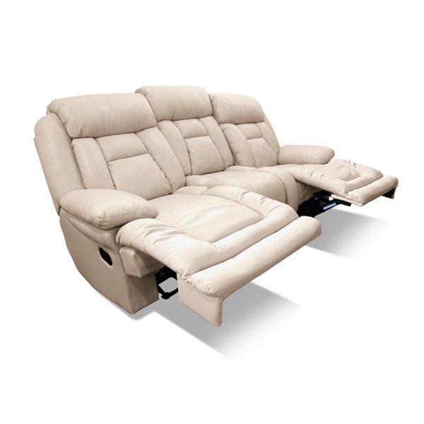 Sofá reclinável iaza