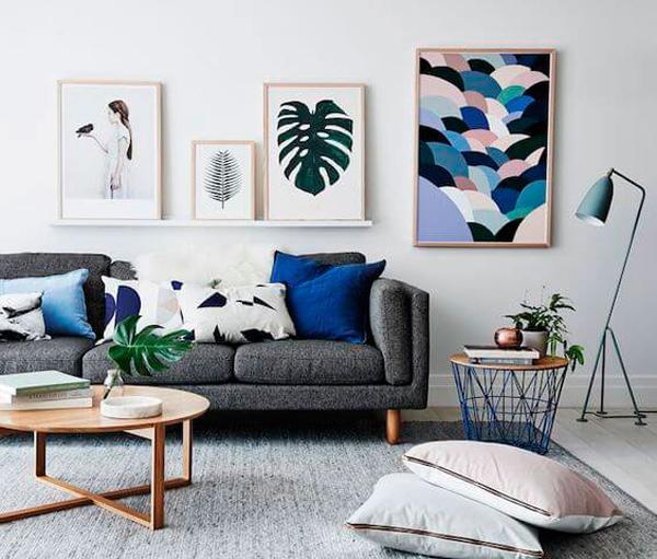 decoração escandinava