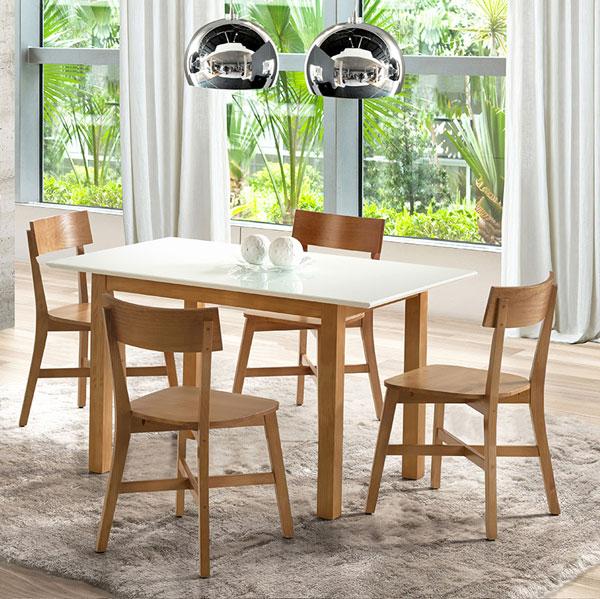Mesa compacta Descontos iaza móveis de madeira