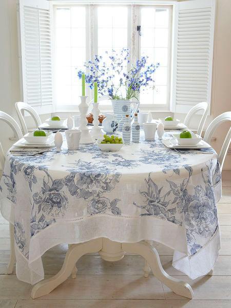 como decorar a mesa de jantar