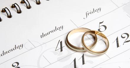 check list para casamento
