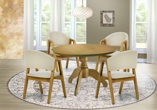 móveis de madeira maciça Iaza móveis