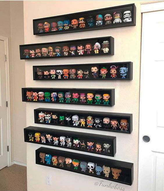 Decoração para nerds